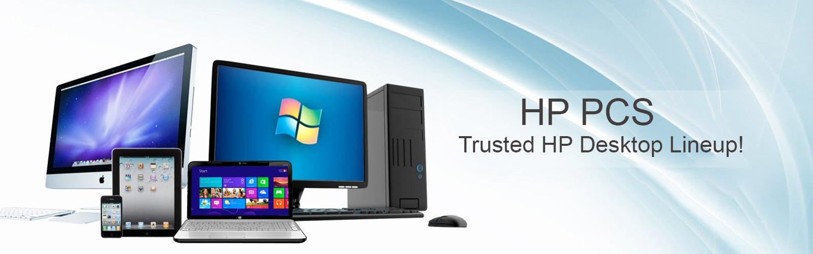 HP Desktop Computers Sale