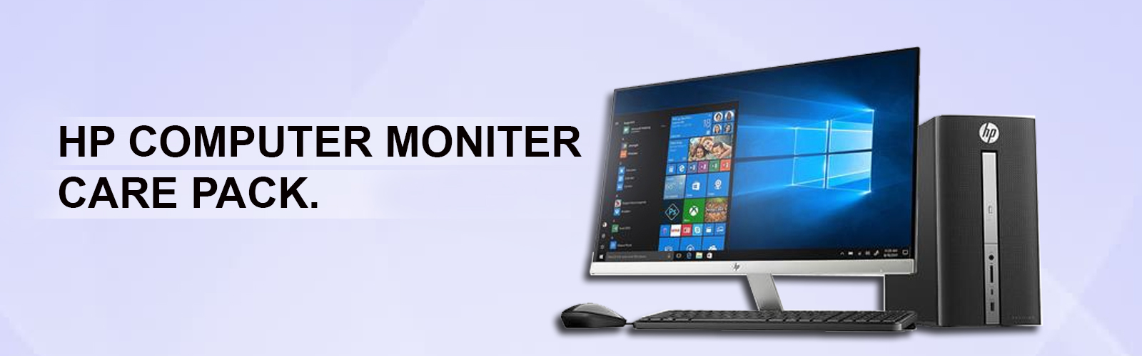 HP Computer Monitor Care Pack Delhi
