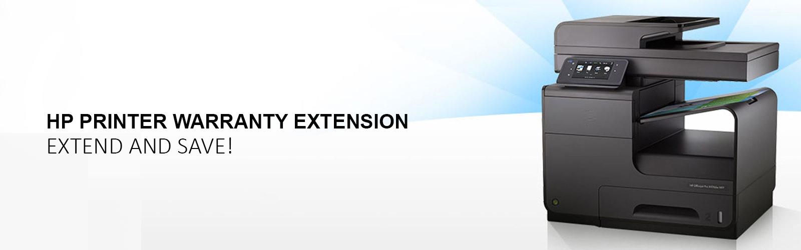 HP Printer Warranty Extension Delhi