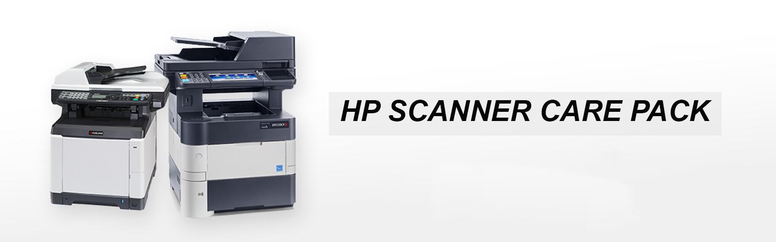 HP Scanner Care Pack Delhi