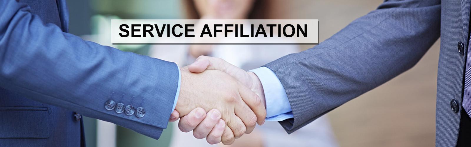 Service Affiliation