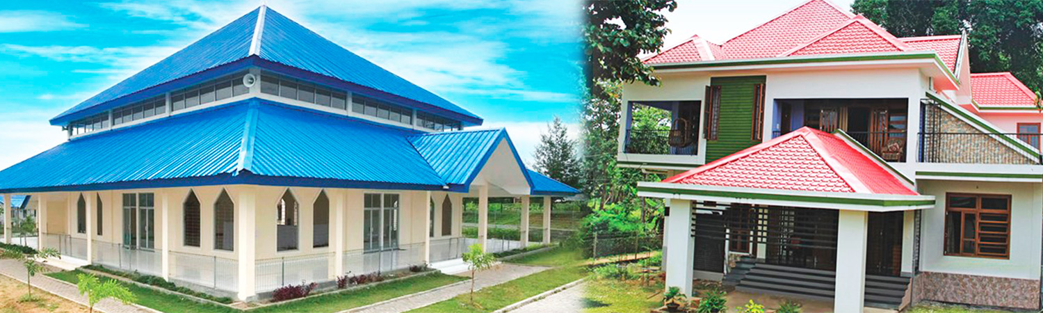Designer Supplier and Erection of Colour Coated Metal Roofing and Wall Cladding System