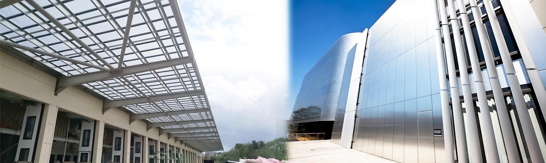 Aluminium Structural Glazing Services
