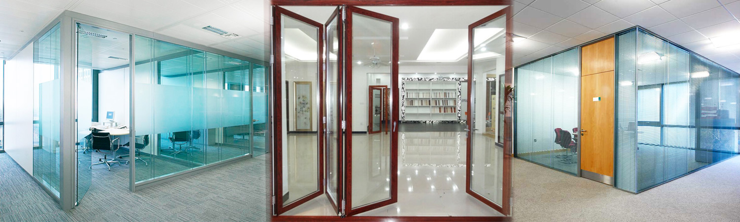 Glass Door and Glass Partition Services
