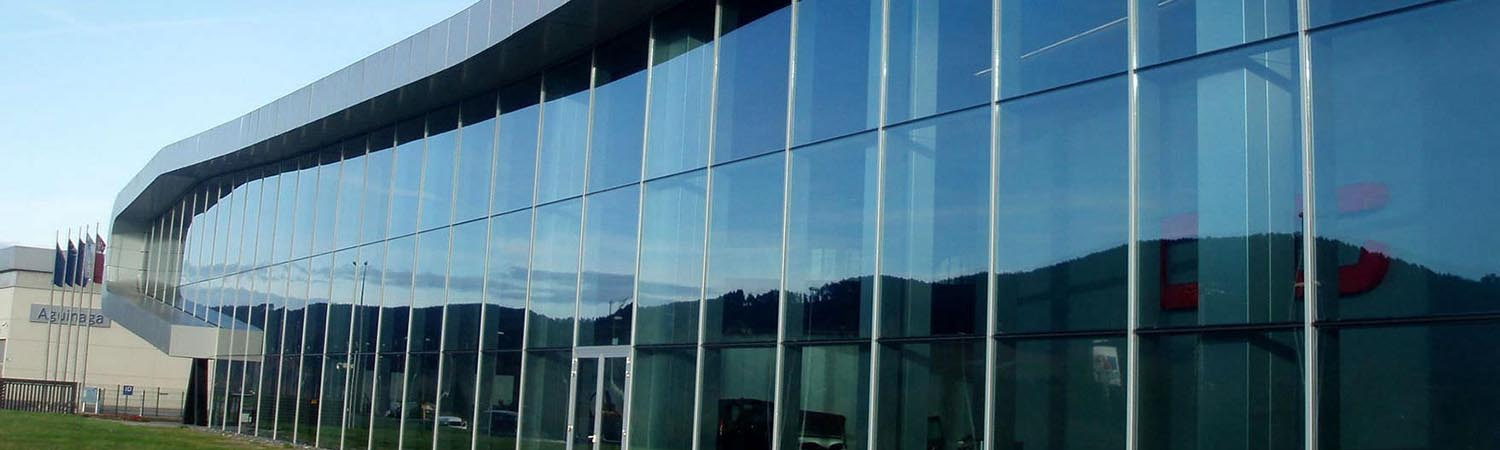 Curtain Wall Glazing Manufacturers
