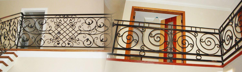 Iron Railings Fabrication Services