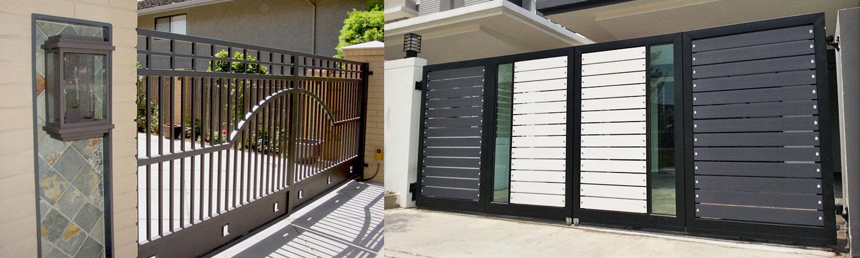 Iron Gates Fabrication Services