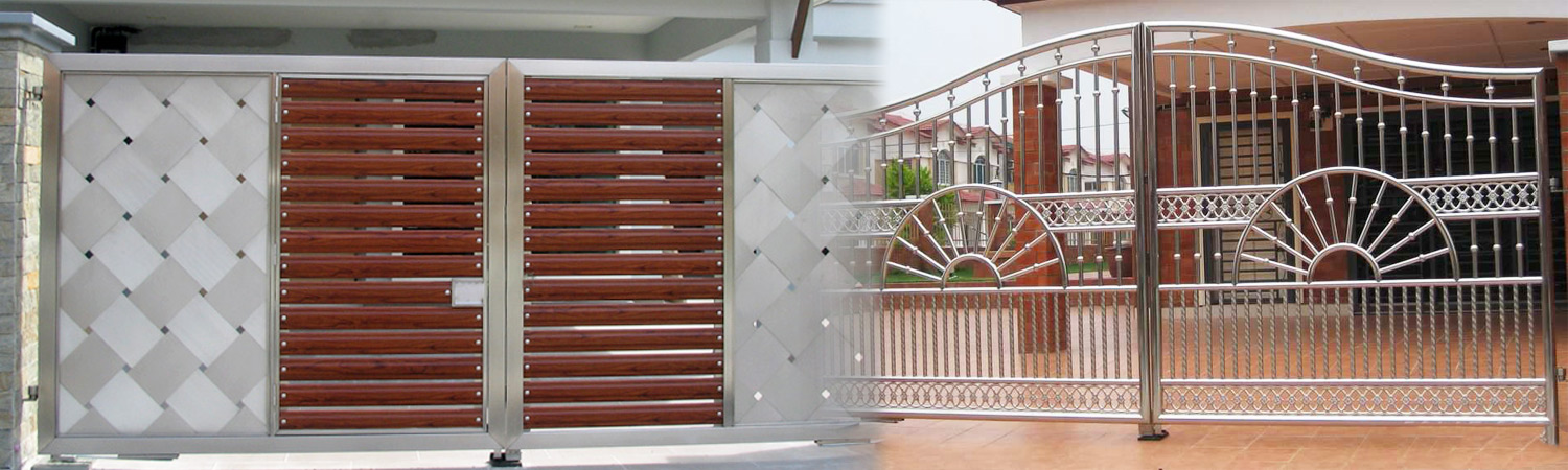 Stainless Steel Gate Fabrication Services